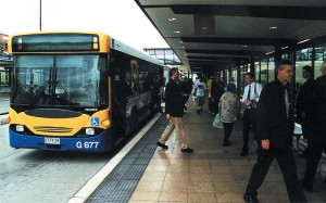 BRT cover bus