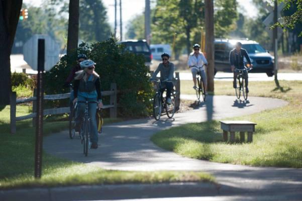 Bike Path Odyssey
