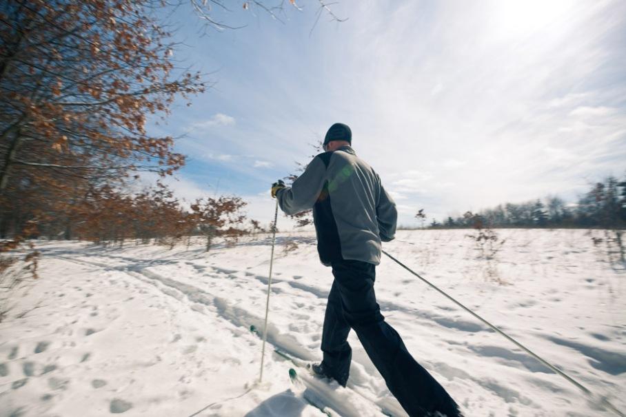 cross-county-skiing