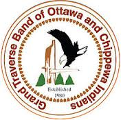 Symbol of the Grand Traverse Band of Ottawa and Chippewa Indians (source)