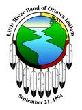 Symbol of the Little River Band of Ottawa Indians (source)