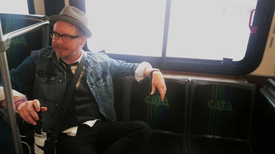 Alan Bus Blog 1