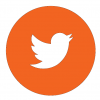 Twitter Orange