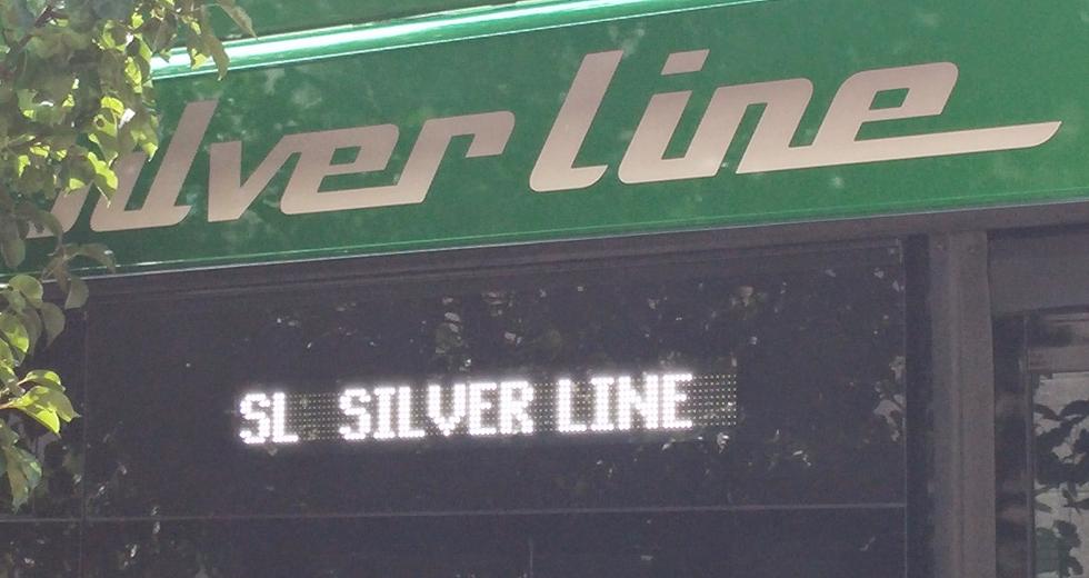 silver line edit