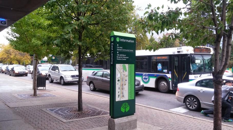 Lansing BRT