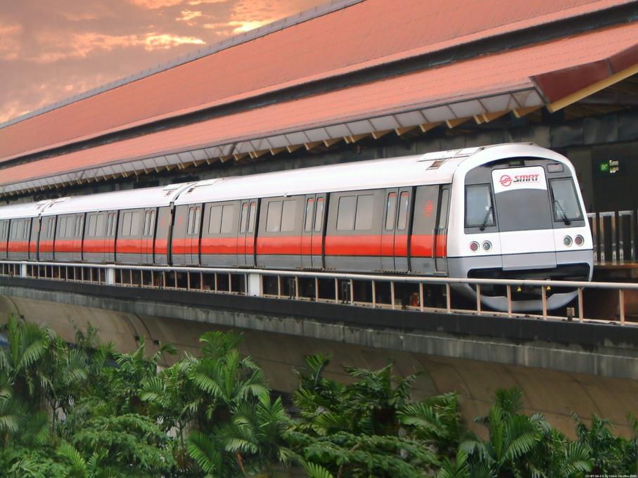 SMRT Rail