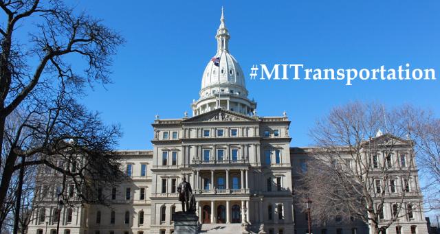#MITransportation