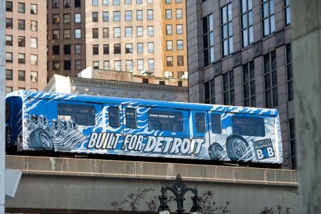 People Mover detroit